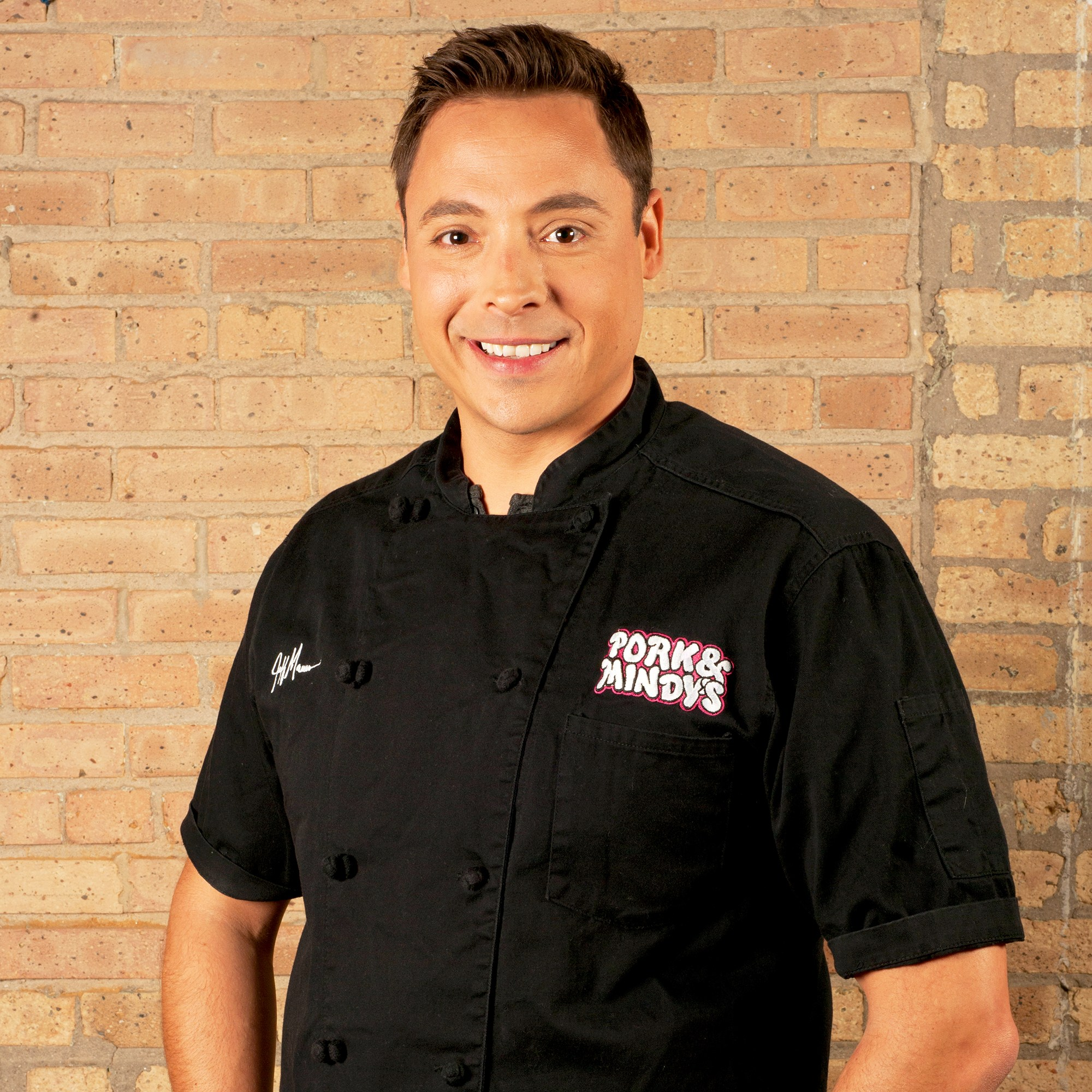 Chef Jeff Mauro